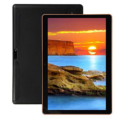 Tablet PC 10.1 pulgadas Tablet PC Android8.0, 10 6GB + 128GB 1960x1080 IPS HD pantalla PS, tarjeta SIM dual y tableta táctil dual de espera, 8800mAh