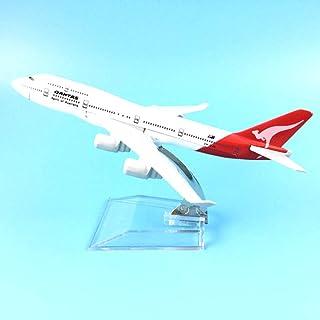 16 cm金属航空機カンタスB747 400航空会社ボーイング747