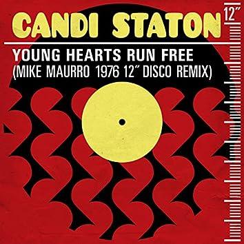 """Young Hearts Run Free (Mike Maurro 1976 12"""" Disco Remix)"""