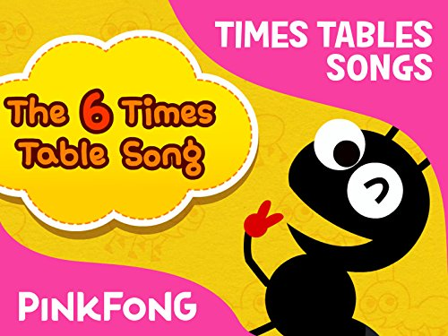 The 6 Times Table Song