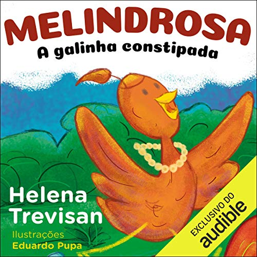 Melindrosa: A Galinha Constipada [Flapper: The Constipated Chicken]  By  cover art