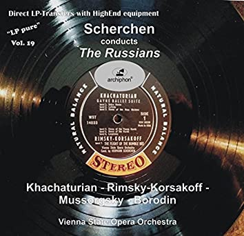 LP Pure, Vol. 19: Scherchen Conducts the Russians