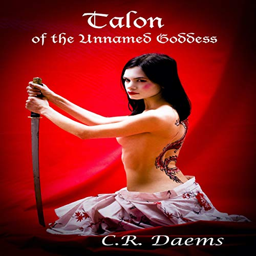 Talon of the Unnamed Goddess  By  cover art