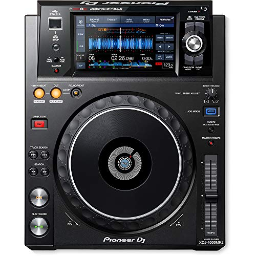 Pioneer XDJ1000MK2 DJ Controller