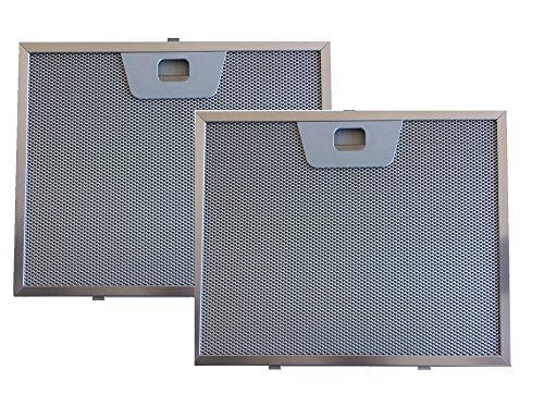 FABER n. 2 Filtri Metallici Mascherina Inca Smart 52 23,5x19