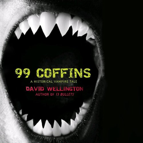 99 Coffins audiobook cover art