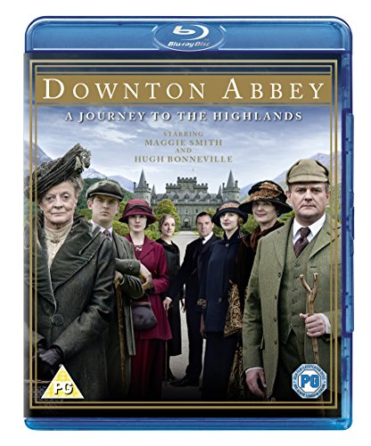 Downton Abbey: A Journey to the Highlands (Christmas Special 2012) [Blu-ray] [UK Import]
