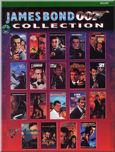 James Bond 007 Collection Trumpet - Trompete Noten [Musiknoten]