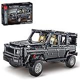 LYCH MORK 023003 - Juego de construcción para Mercedes G63 AMG, tecnología Offroader 4 x 4 SUV compatible con Lego Technic, 1850 unidades