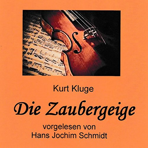 Die Zaubergeige audiobook cover art