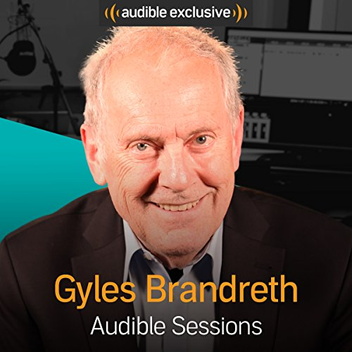 Gyles Brandreth audiobook cover art