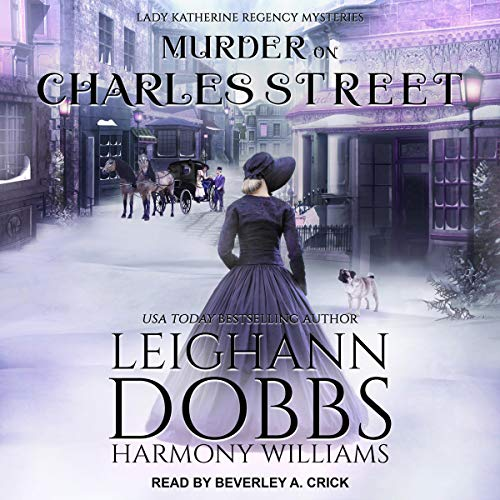 Murder on Charles Street  By  cover art