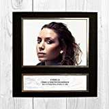 Lykke Li 2 NDW Signed Reproduction Autographed Wall Art -