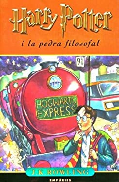 Harry Potter i la pedra filosofal (SERIE HARRY POTTER) (Catalan Edition)