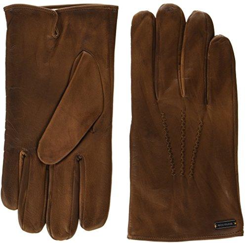 BOSS Herren Gans3 Handschuhe, Braun (Open Brown 240), 9.5