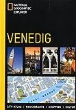 Venedig: City-Atlas. Restaurants. Shopping. Kultur