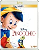 ピノキオ MovieNEX[Blu-ray/ブルーレイ]