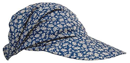 Cool4 Zomer scherm hoofddoek vizier strand cap bandana zonwering muts chemo A01