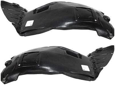 Evan-Fischer Fender Liner Compatible with 330i Many popular brands 2006 Animer and price revision 325i BMW 325
