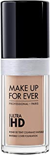 Make Up For Ever Ultra HD Foundation 30ml, Beige nude R250