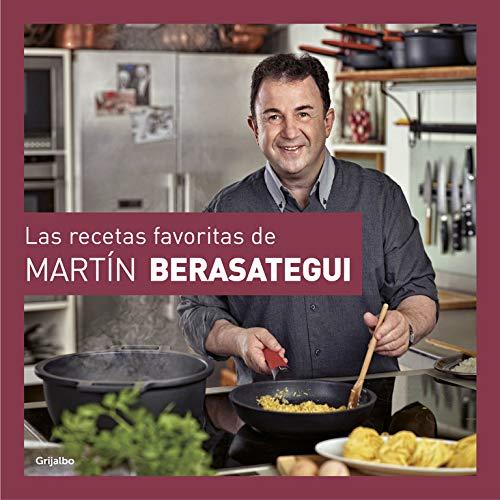 Las recetas favoritas de Martín Berasategui (Cocina de autor)