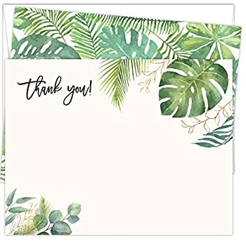 Best tropical thank you cards Reviews