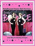 BodyBounce DVD, Cardio Exercise Ball Workout