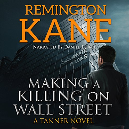 Making a Killing on Wall Street  cover art