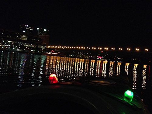 Red and Green Led Navigation Lights