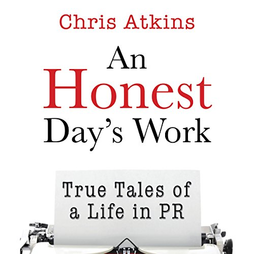An Honest Day's Work cover art