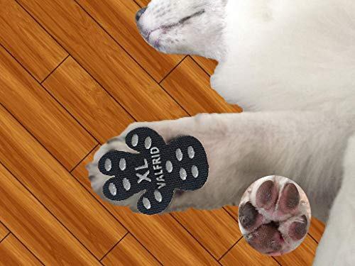 VALFRID Dog Paw Protectors
