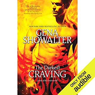 The Darkest Craving audiobook cover art