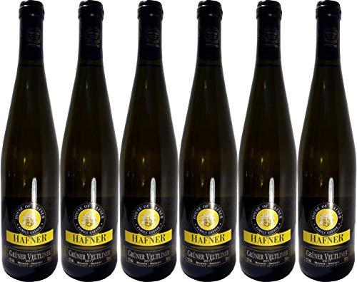 Grüner Veltliner 2019 koscher - Weingut Hafner (6 x 0,75 Liter)