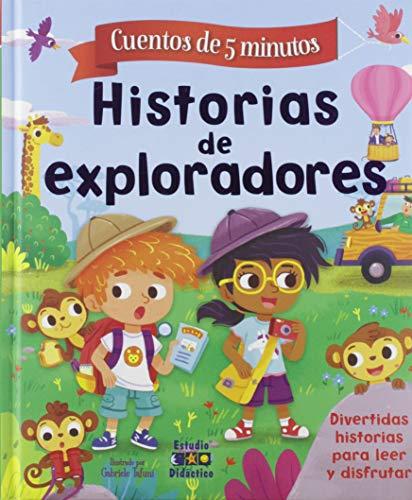 HISTORIAS DE EXPLORADORES (CUENTOS DE 5 MINUTOS)