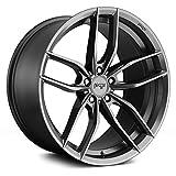 Niche M204 Vosso 19x8.5 5x120 +35mm Gunmetal Wheel Rim