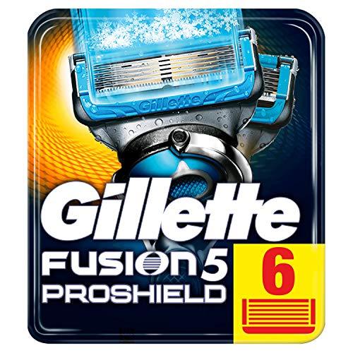 Gilette Fusion5 Proshield Chill Razor Blades 60 g