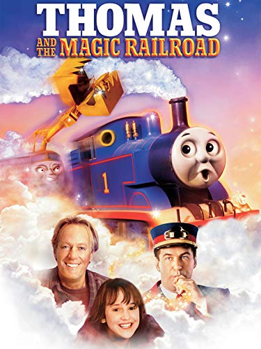Thomas & the Magical Railroad
