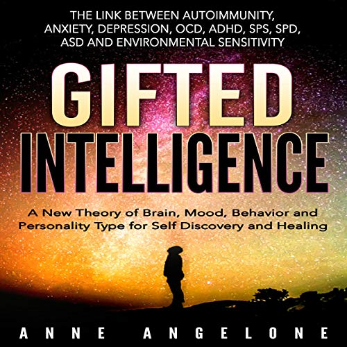 Gifted Intelligence audiobook cover art