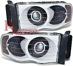 Rxmotor Ram 1500 2500 3500 Headlight Projector Retrofit Custom Made Off Road Used (version 5)
