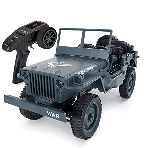 GLBS Simulation Model Remote Control Wall Climbing RC Rechargeable 4WD Racing Vehicle Safe & Durable Off Road Vehicle 2.4 GHz High Speed Race Car Radio Control Toys Car for Kids Best Gift for Kids