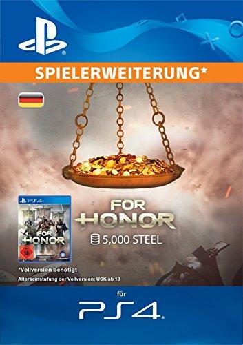 FOR HONOR: 5000 STAHL-Paket [PS4 Download Code - deutsches Konto]