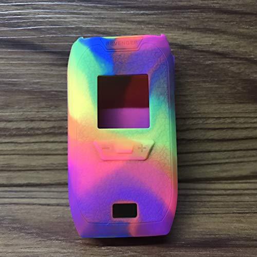 ModShield for Vaporesso Revenger 220W TC Silicone Case ByJojo Skin Sleeve Cover Wrap Shield (Rainbow)