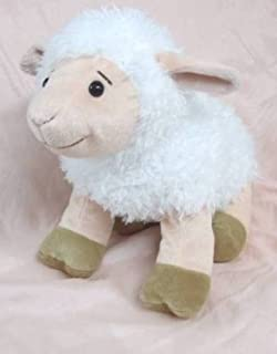 The Lamb & The Butterfly 12 Plush Sheep