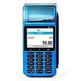 myPOS Combo Datáfono, lector de tarjetas bancarias, azul (compruebe la normativa local para asegurarse)