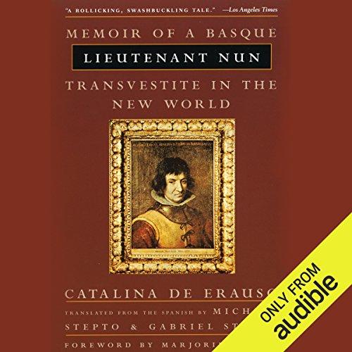Lieutenant Nun audiobook cover art