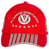 MBA-SPORT Michael Schumacher 7 Times World Champion 2004 - Gorra infantil