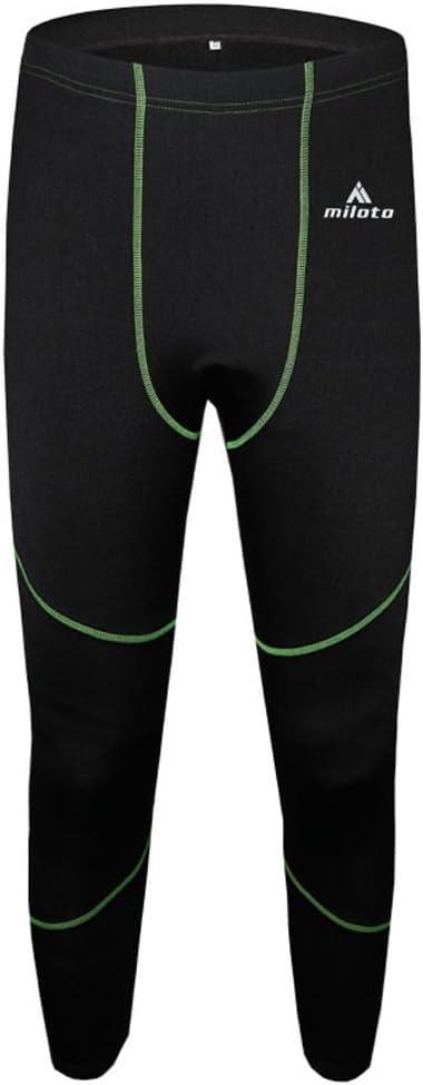 Uriah Unisex Thermal Underwear Bottoms