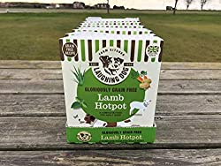 NATURALLY GRAIN FREE - No added grains, cereals, wheat, gluten, soya or dairy products. Single species recipe: 100% lamb. RICH IN PROTEIN - Our Gloriously Grain Free Lamb Hotpot is rich in delicious and nutritious dog happy ingredients. Made with irr...