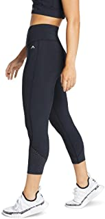 Rockwear Activewear Women's 7/8 Laser Cut Tight from Size 4-18 for 7/8 Length Bottoms Leggings + Yoga Pants+ Yoga Tights