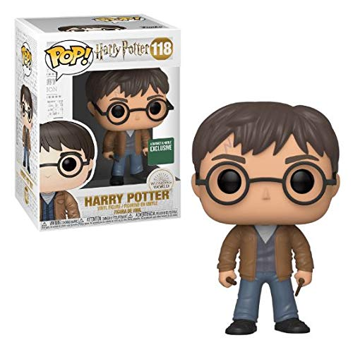Funko Pop Harry Potter - Harry with Two Wands Exclusive image